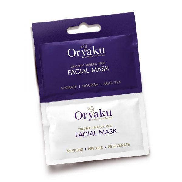 Hydrating and Restoring Facial Mud Mask